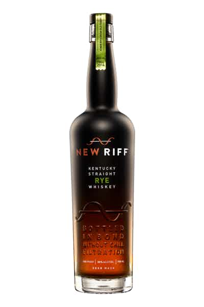 New Riff Bottled In Bond Rye Whiskey