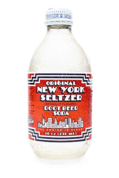 New York Seltzer Rootbeer Soda