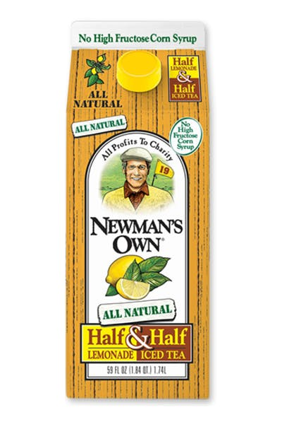 Newman's Own Half & Half