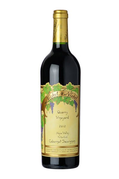 Nickel & Nickel Quarry Cabernet Sauvignon