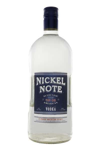 Nickel Note Vodka