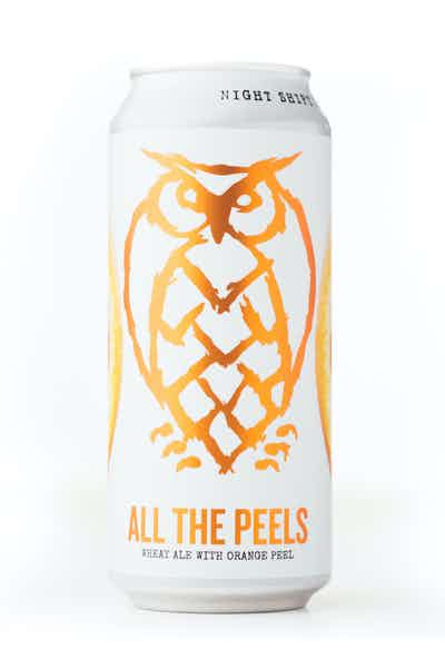Night Shift All The Peels Wheat Ale