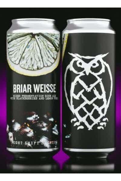 Night Shift Briar Weisse
