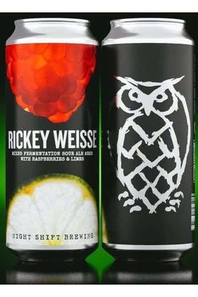 Night Shift Rickey Weisse