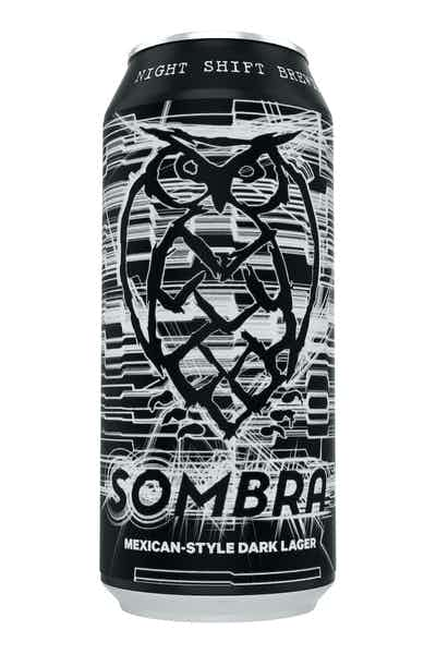 Night Shift Sombra Mexican-Style Dark Lager