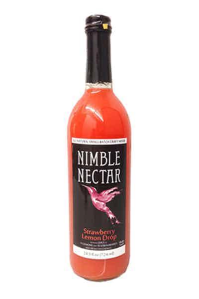 Nimble Nectar Strawberry Lemon Drop