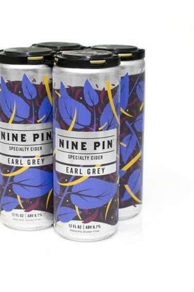 Nine Pin Earl Grey Cider
