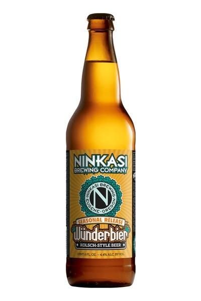 Ninkasi Wünderbier Kölsch-Style Beer