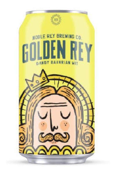 Noble Rey Golden Rey Dandy Bavarian Wit
