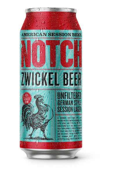 Notch Brewing Zwickel German Pale Lager