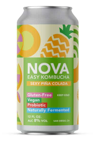 Nova Easy Kombucha - Sexy Piñacolada