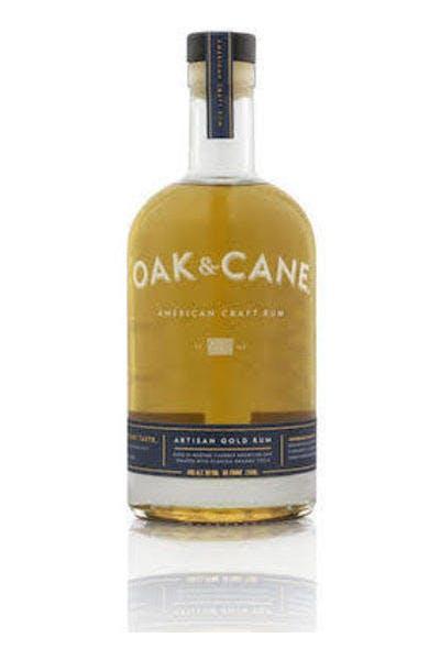 Oak & Cane Craft Gold Rum