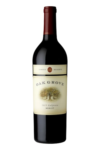 Oak Grove Family Reserve Merlot