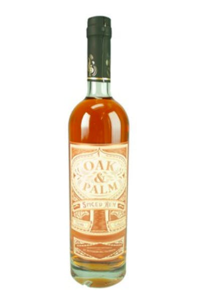 Oak & Palm Spiced Rum