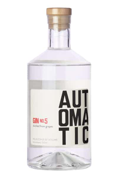 Oakland Spirits Co. Automatic No. 5 Gin