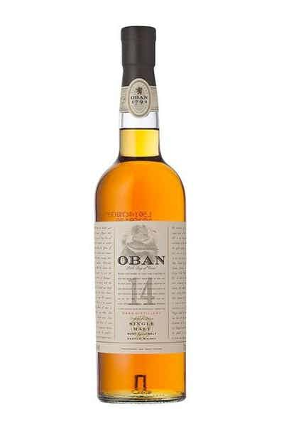 Oban 14 Year Single Malt
