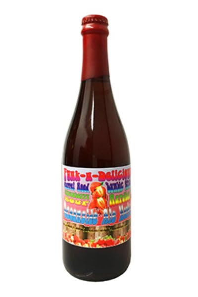 Oceanside Ale Works Funk-N-Delicious Strawberry