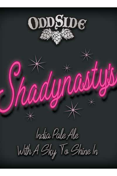 Odd Side Ales Shadynasty's IPA