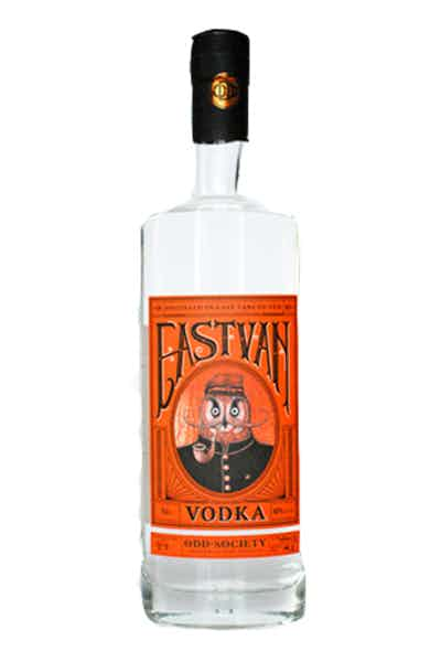 Odd Society East Van Vodka