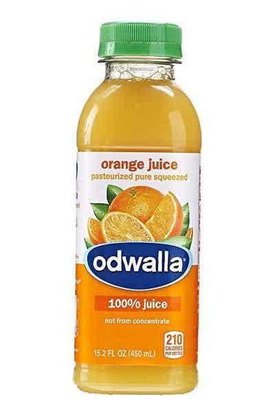 Odwalla Orange Juice
