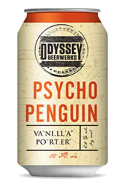 Odyssey Beerwerks Psycho Penguin Vanilla Porter