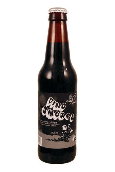 Off Color Dino Smores Imperial Marshmallow Stout
