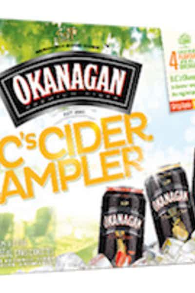 Okanagan Cider Variety Pack