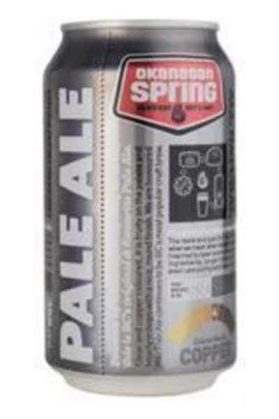 Okanagan Spring Pale Ale