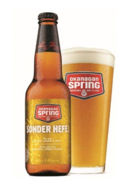 Okanagan Spring Sonder Hefe