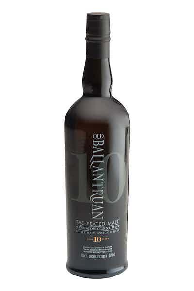 Old Ballantruan 10 Yr Speyside Glenlivet Single Malt Scotch Whisky