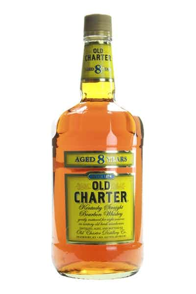 Old Charter 8 Year Bourbon