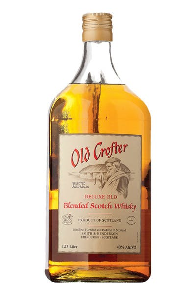 Old Crofter Blended Scotch Whisky