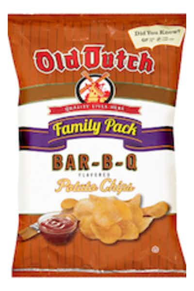Old Dutch Bar-B-Q Chips