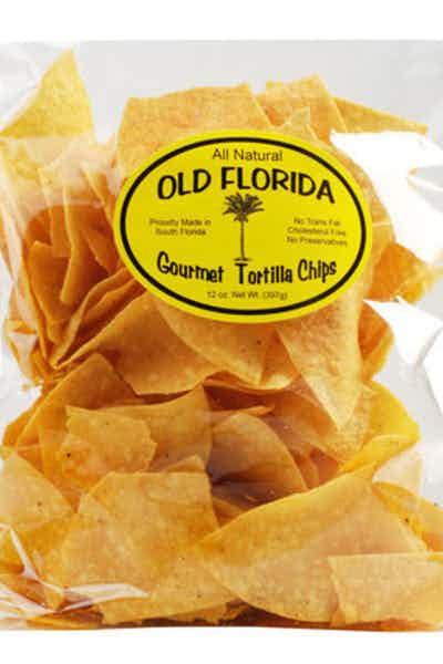 Old Florida Gourmet Tortilla Chips