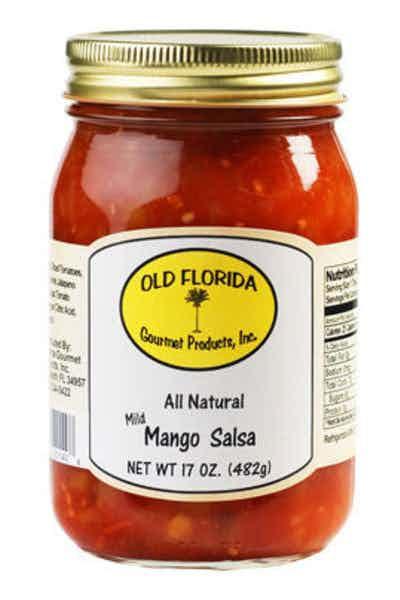 Old Florida Mild Mango Salsa