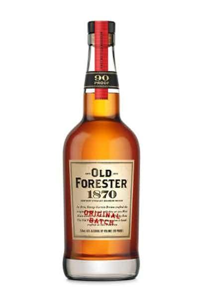 Old Forester 1870 Original Batch Bourbon