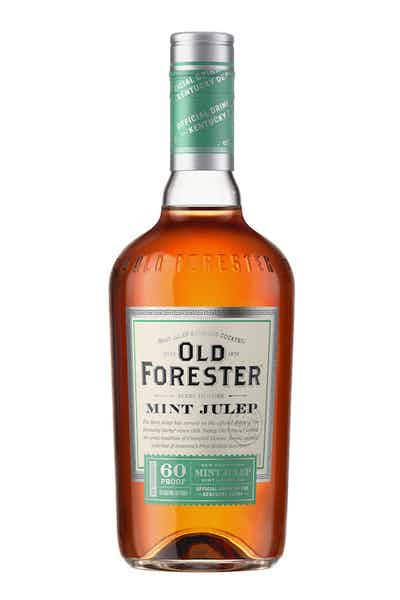 Old Forester Mint Julep Bourbon Cocktail