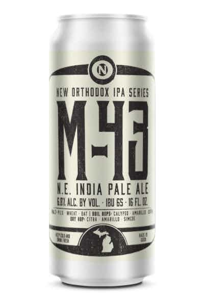 Old Nation M-43 N.E. IPA