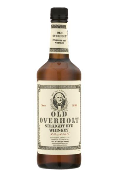 Old Overholt Rye Whiskey