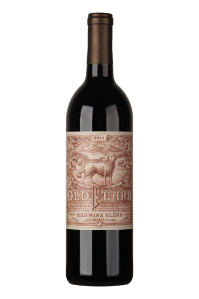 Old Pearl Red Wine Blend