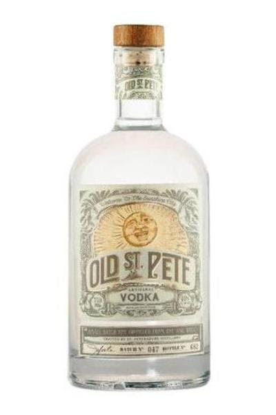 Old St. Pete Artisanal Vodka