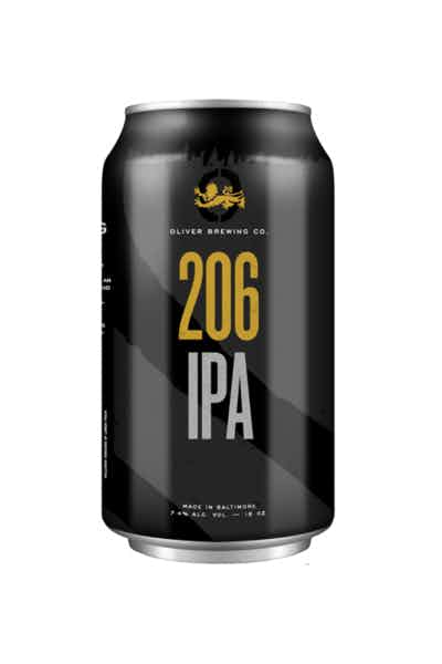 Oliver Brewing 206 IPA