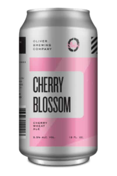 Oliver Brewing Cherry Blossom Wheat Ale