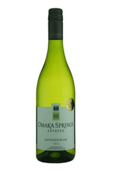 Omaka Springs Sauvignon Blanc
