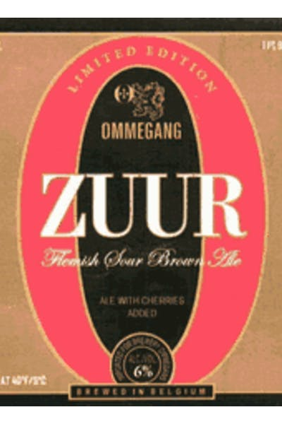 Ommegang Zuur Sour Ale