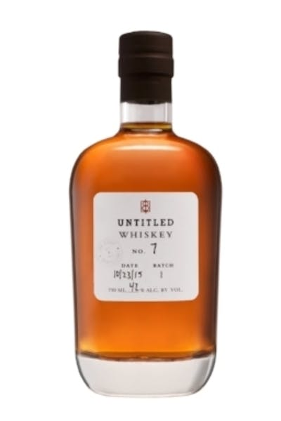 One Eight Distilling Untitled Whiskey No.7