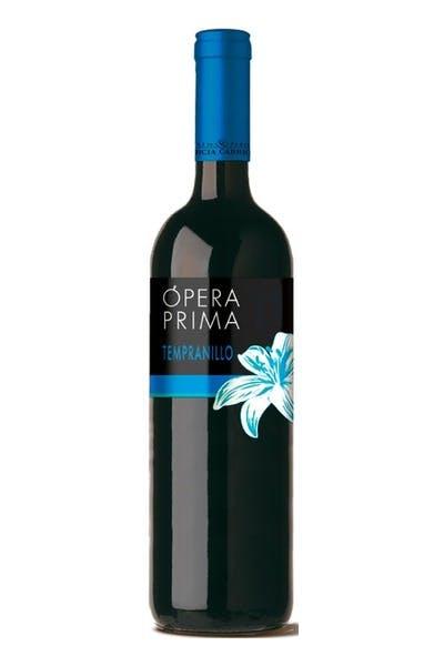 Opera Prima Tempranillo 2012