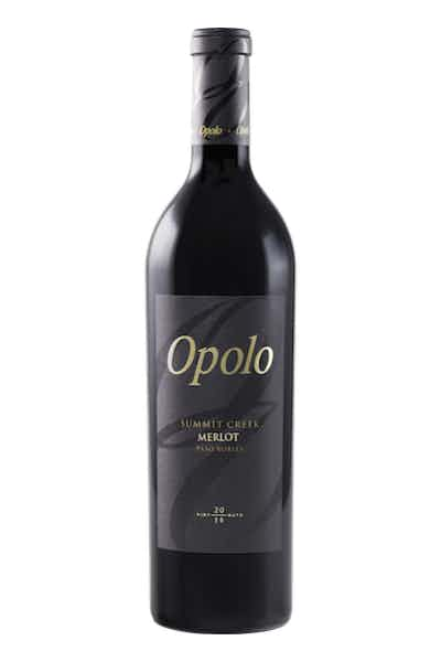 Opolo Summit Creek Merlot