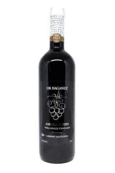 Or Haganuz Amuka Idra Single Vineyard Cabernet Sauvignon