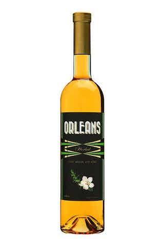 Orleans Herbal Aperitif Cider